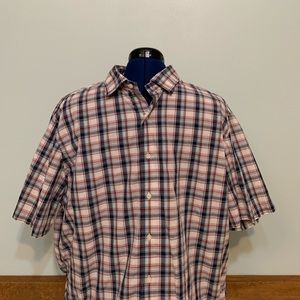 Ralph Lauren Bradford Custom Fit Shirt Men's (XXL)